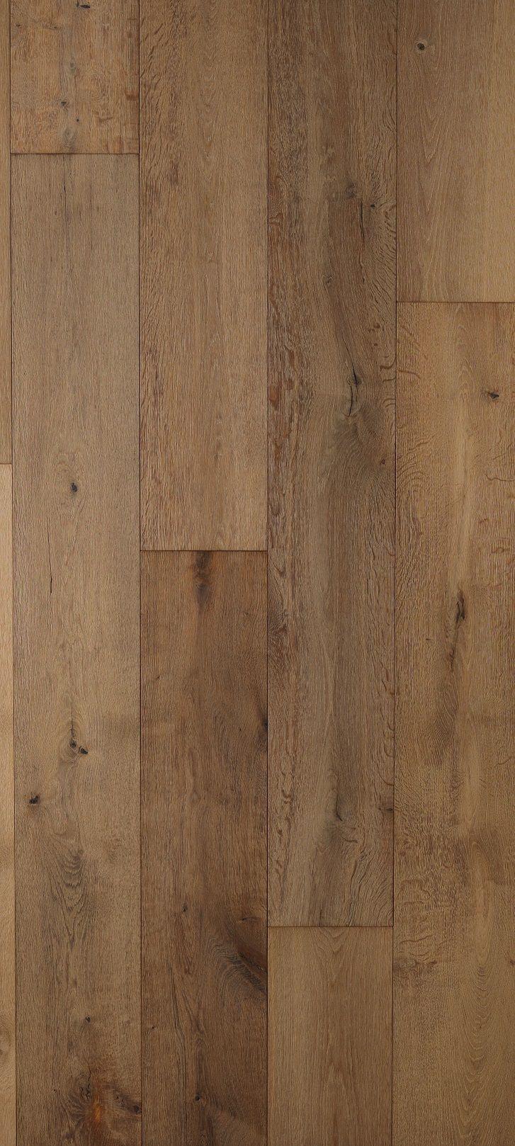 Authentiek verouderde eiken duoplank, gerookt en naturel geolied. Bravoure collectie BORDIAN 24 cm breed