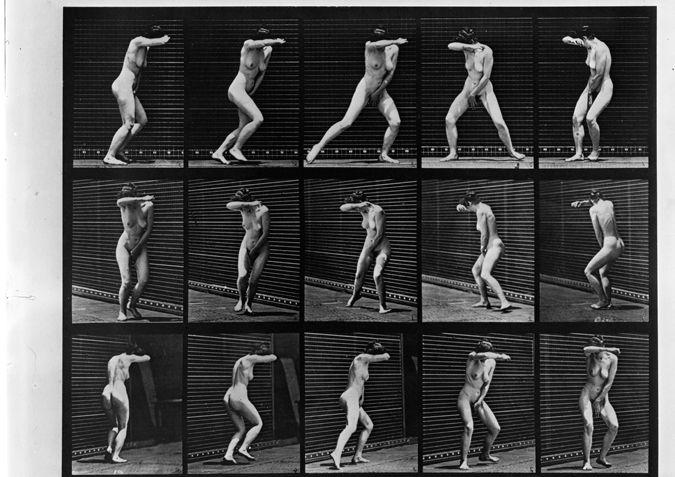 Edward Muybridge
