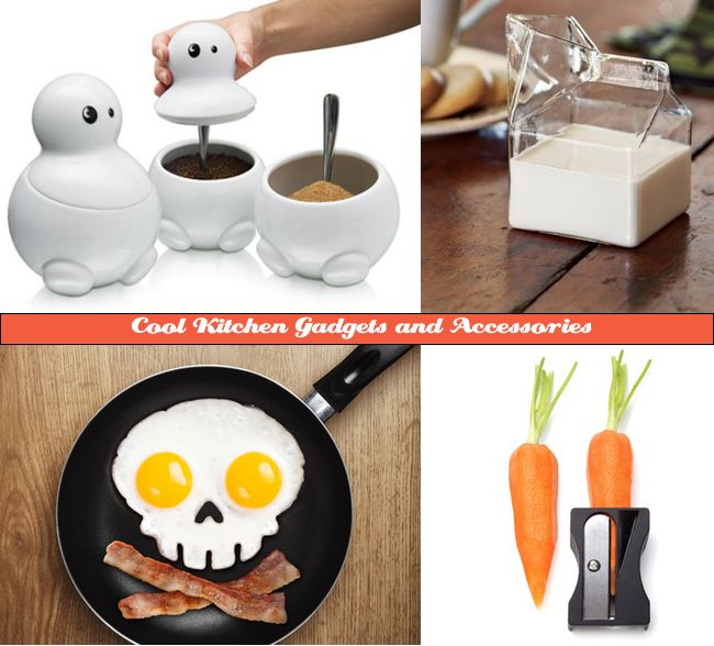Really cool kitchen gadgets and accessories to make Funny kitchen gadgets gifts