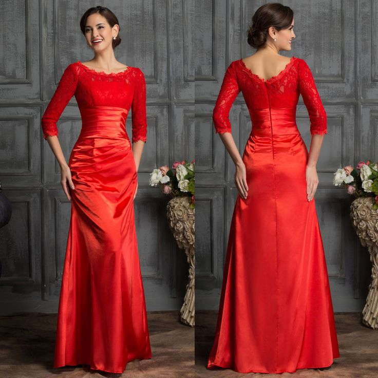 CHARM~ Mermaid /Fishtail Prom Party Bridesmaid Cocktail Gowns Evening Long Dress #GraceKarin #Ballgown #Formal