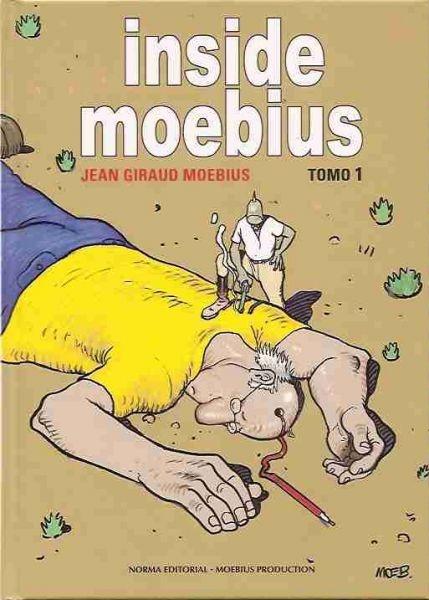 14) INSIDE MOEBIUS - BDE MOE ins