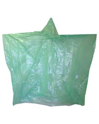 Adult Economy Disposable Rain Ponchos 75 cents