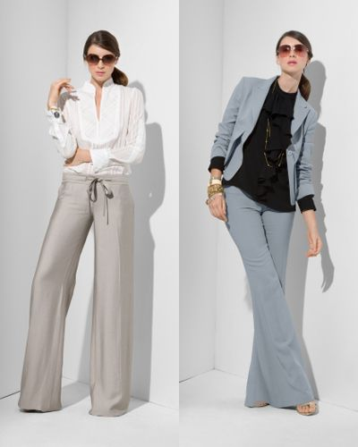Perfect Spring Summer Women39s Business Work Wear Pants Suits  Coat  Pants