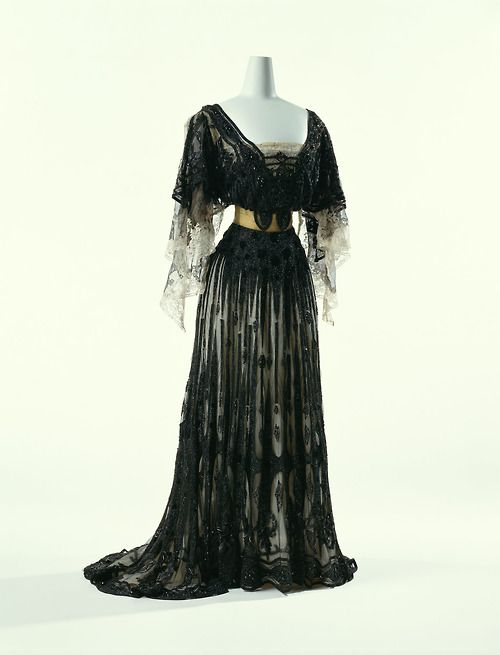 Dress Jacques Doucet, 1903 The Kyoto Costume Institute