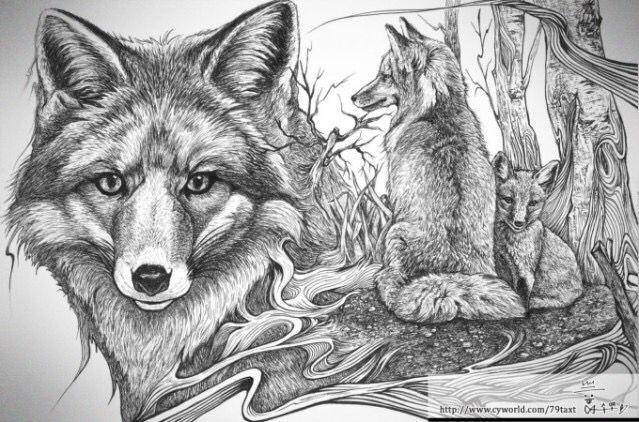 2012 SOKi 공모전 출품작08-Red fox 붉은여우