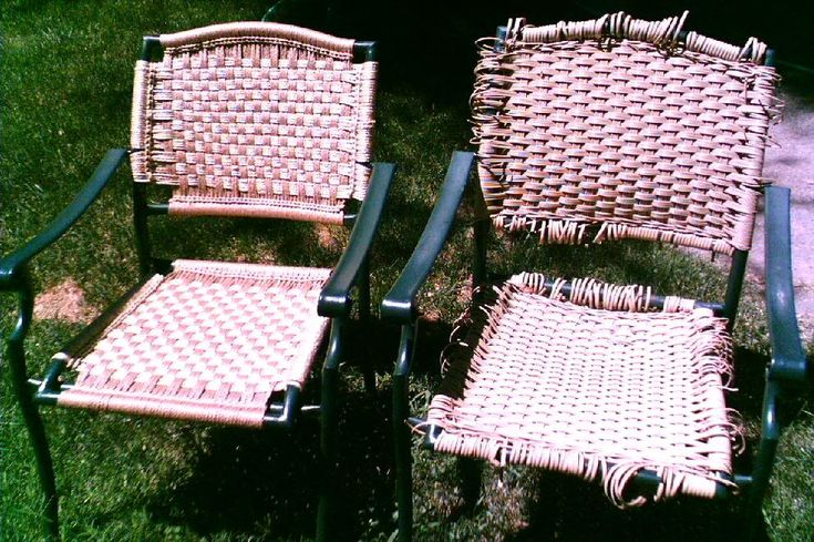 patio chair repair webbing 2