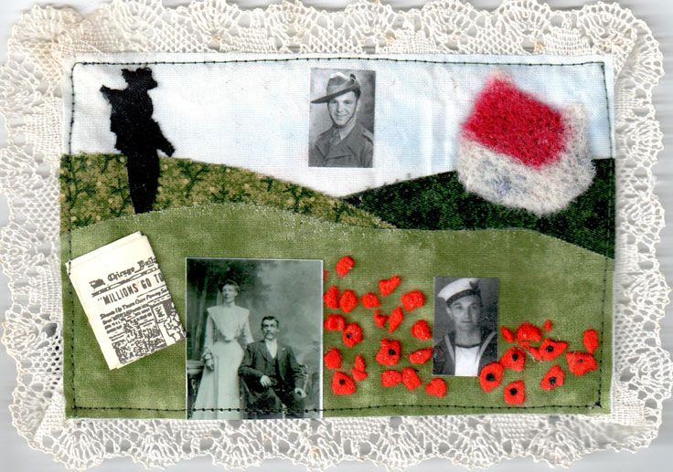Lest we Forget by Deb Othams