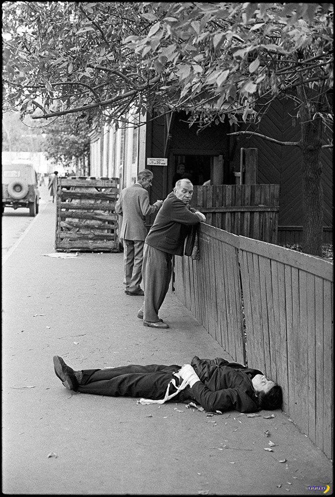 СССР 1970-х в объективе Владимира Сычёва
