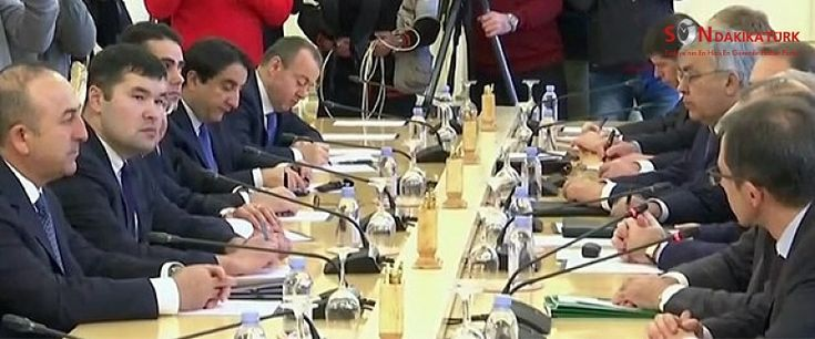 Sergey Lavrov ve Çavuşoğlu'dan suikast sonrası ortak açıklama