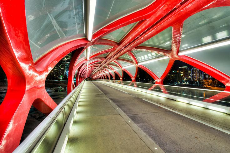 Calgary Peace Bridge