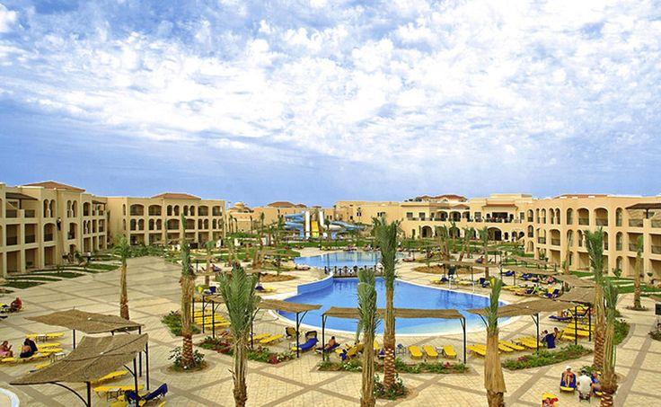 JAZ Bluemarine, Hurghada #egypt #travel