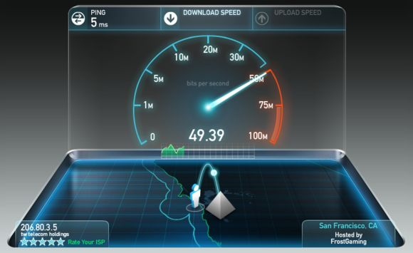 How to test your home Internet connection speed | TechHive. Are you really getting all the speed your ISP says you are? Try out a host of internet connection speed tests here.