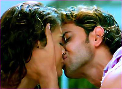 Dhoom 2...oh, that kiss...