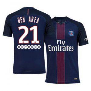 16 17 cheap psg home 21 arfa replica football shirt h00789 2016 17 paris saint germain 17 maxwell ho