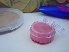 Baume à lèvres à l'huile de coco fait-maison diy cosmetics homemade