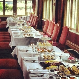 High Tea  | Chateau Yering