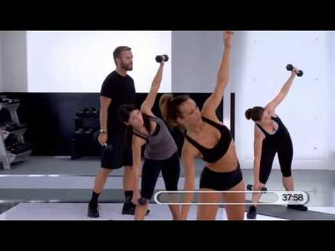 30-Minute Fit and Sexy Full-Body Workout   Class FitSugar - YouTube
