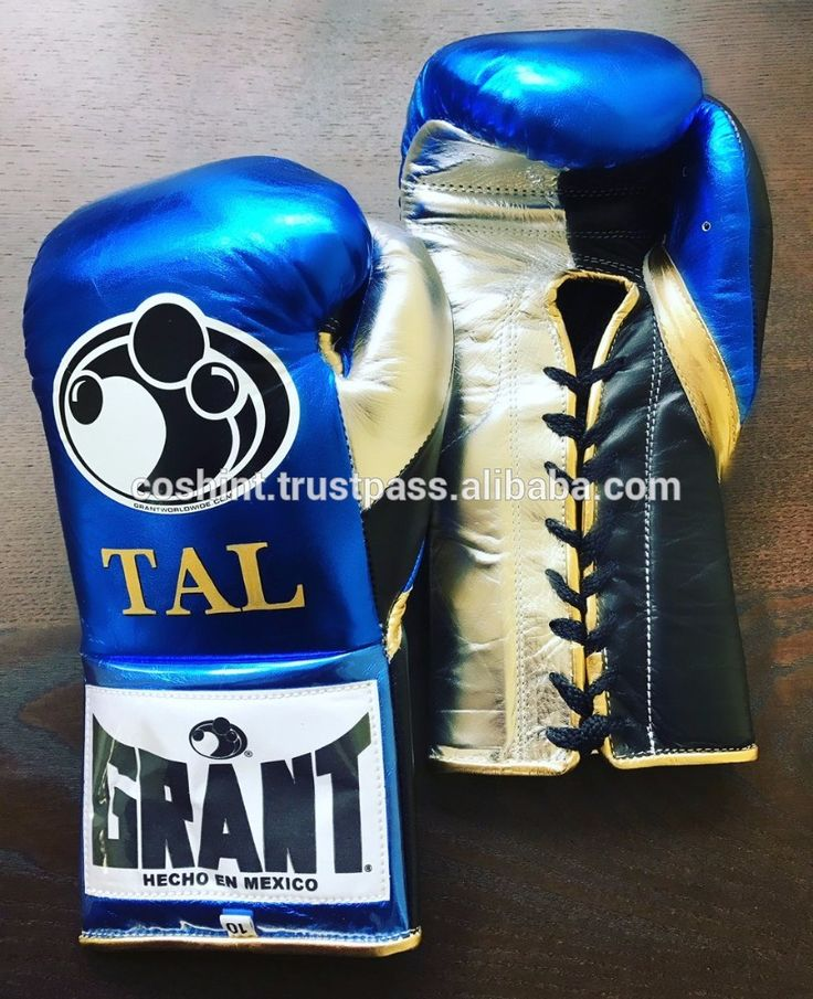 Blue Leather Grant Boxing Gloves Supplier | Equipment Supplier #cosh #leather #high #quality #grant #boxing #gloves #mexico #mexican #supplier #maker #glove #important #everlast