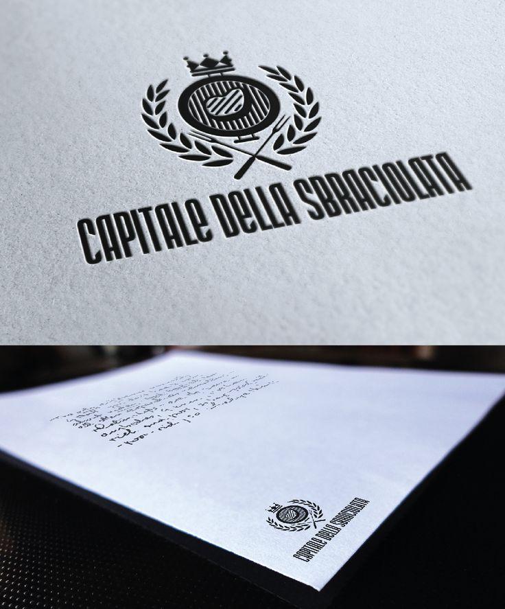 Brand Identity CAPITALE DELLA SBRACIOLATA by www.questagenzianonhanome.it