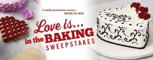 Cake Boss Baking Love is in the Baking Sweepstakes