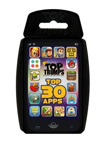 Love Apps? We have Top Trumps for that!
