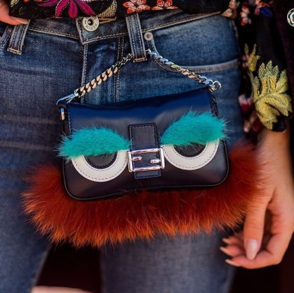 Where the Fendi's wild things are