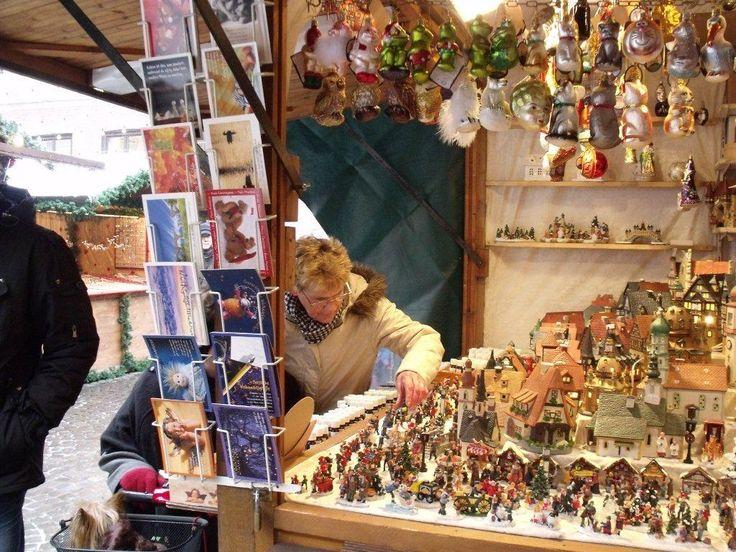 Weihnachtsmarkt, Münster.