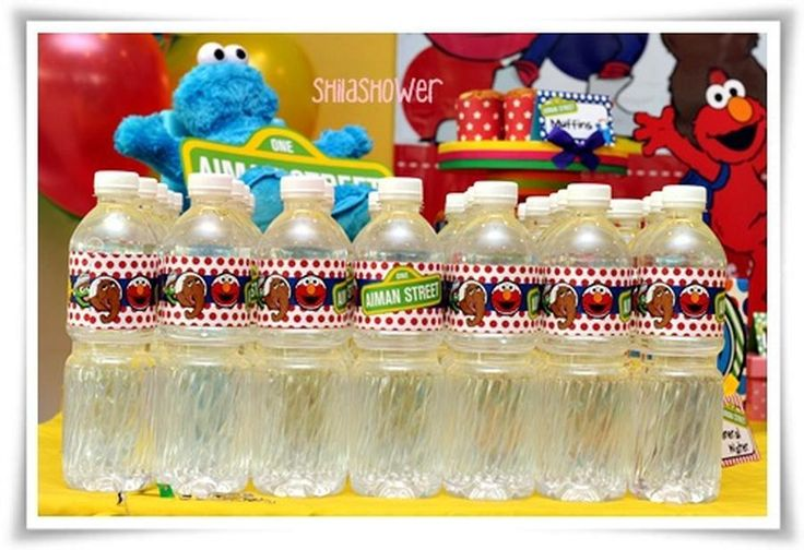 62 best images about boys sesame street baby shower on pinterest sesame street birthday - Sesame street baby shower ...