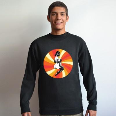 Sweatshirt Pin-up Vader - Man