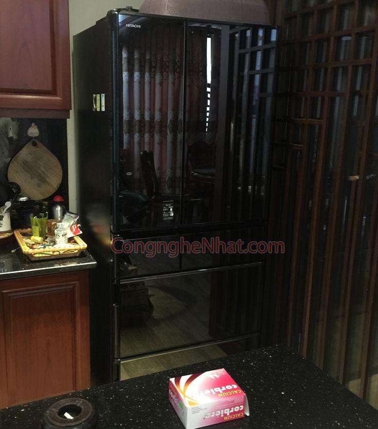 Tủ lạnh Hitachi R-X6700F (3)