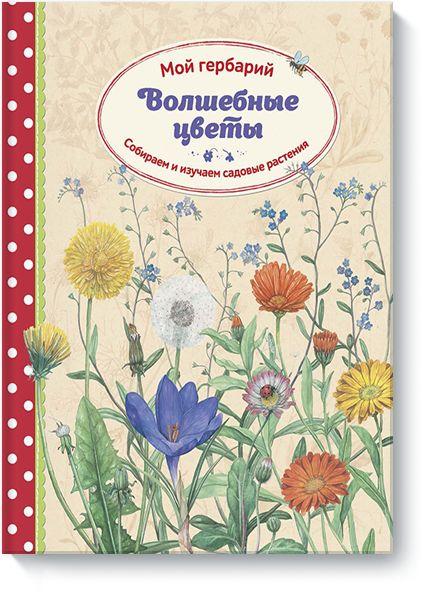 Волшебные цветы. Мой гербарий