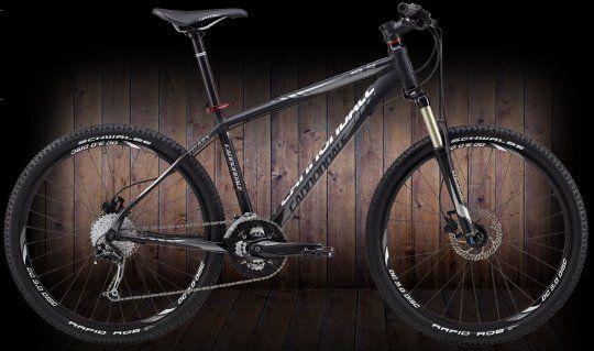 2012 Cannondale Trail SL3 Mountain Bike