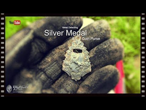 Just posted! 💥AMAZING💥 SILVER MEDAL🏅AND COIN PURSE 👝 METAL DETECTING #220... https://youtube.com/watch?v=khLghcPDEVA