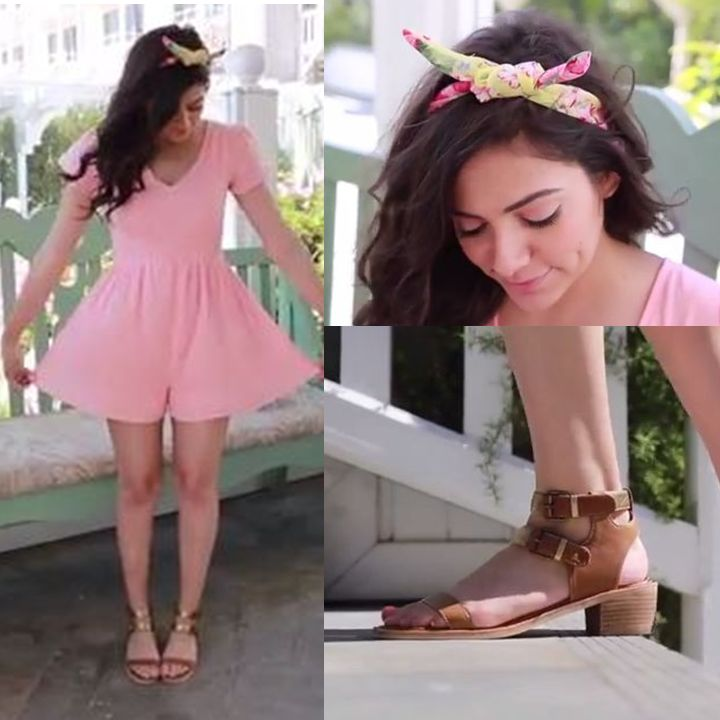 19 best holidaze images on pinterest makeup make up and makeup 5 outfit ideas for this easter by bethany mota watch the video negle Image collections