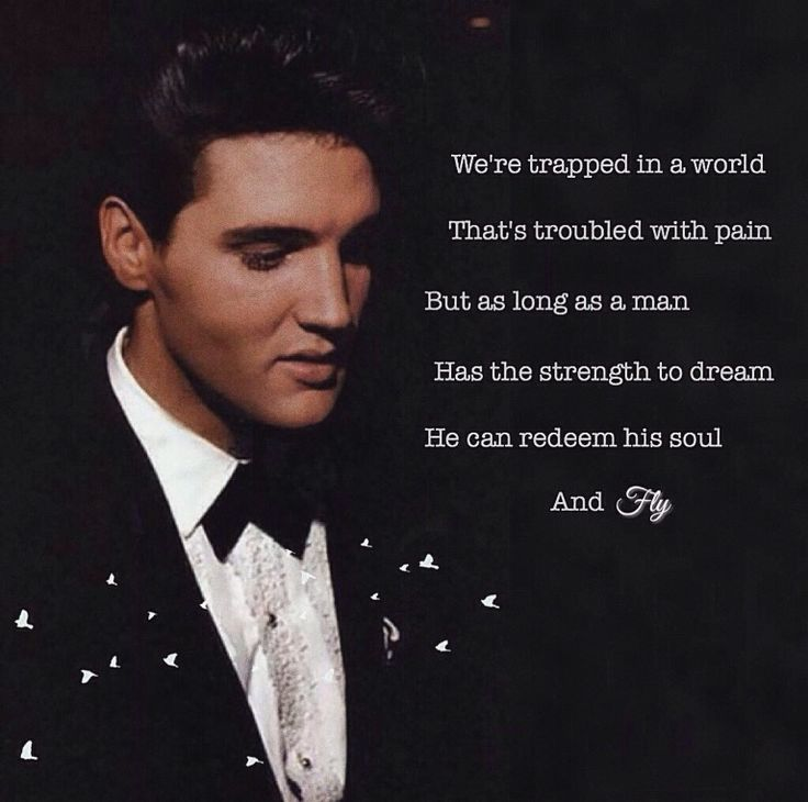 Kingpresley Hello guys so i thought i'd make my first edit on my tumblr page in honour of the new album Elvis Presley - If I Can Dream with the Royal Philharmonic Orchestra.I absolutely love this song and i love the version on the album as well. I...