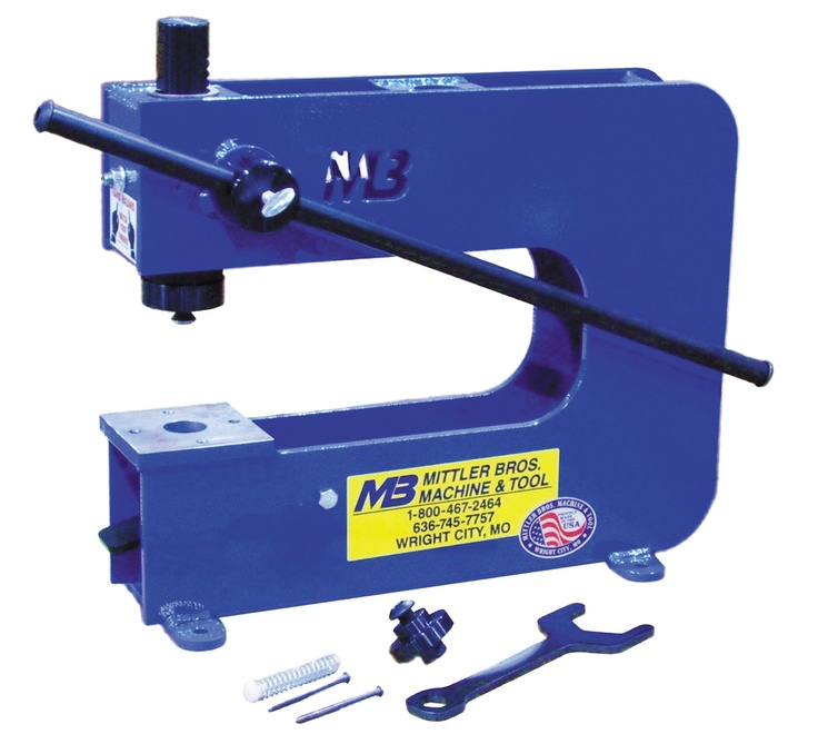 Mittler Bros Bench Presses Come In Either Manual Or