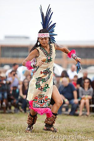 Aztec Costumes | Grand Entry Contest Dancing at Native American heritage Celebration on ...