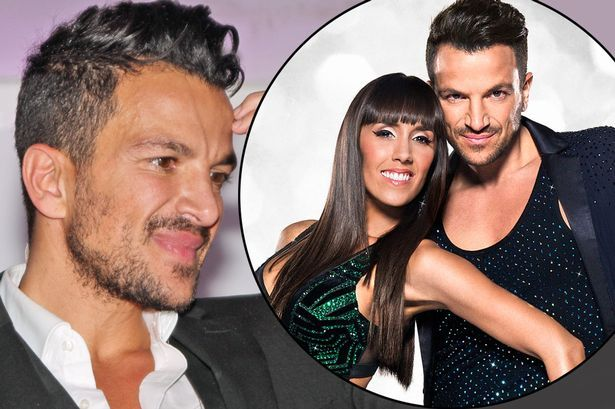 Peter Andre's 'backstage tears' over Strictly Come Dancing tour snub finally explained - Mirror Online