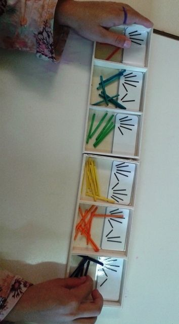 Ateliers de type Montessori