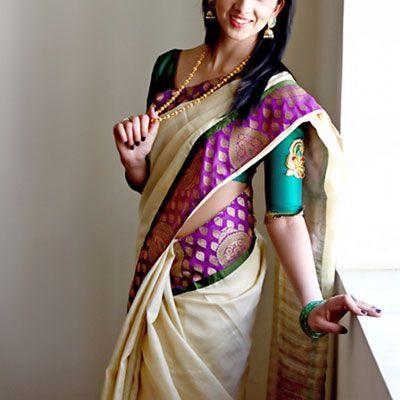 urban pari ethnic #saree collection