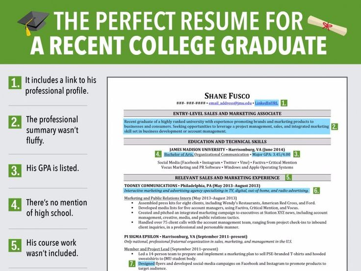 """8. Putting career """"objectives"""" at the top of your résumé."""