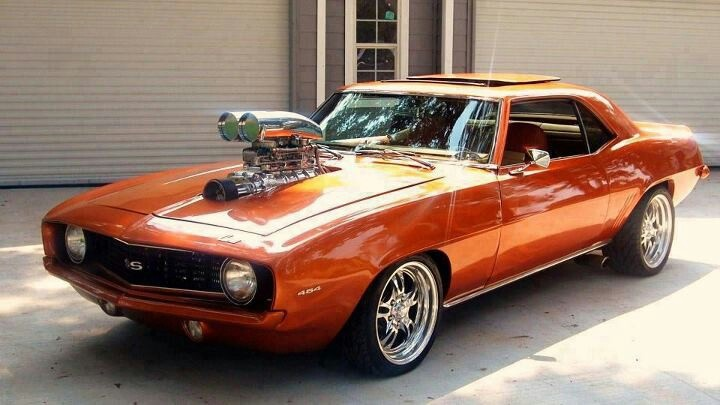 Ss With A Blower Cars Pinterest Ss Cars And Custom Muscle Cars