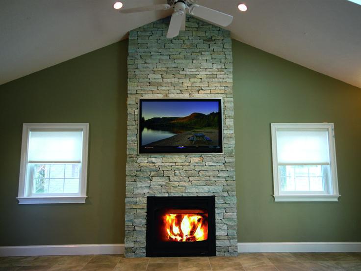 stone veneer fireplace fireplaces natural panels uk siding for bathroom