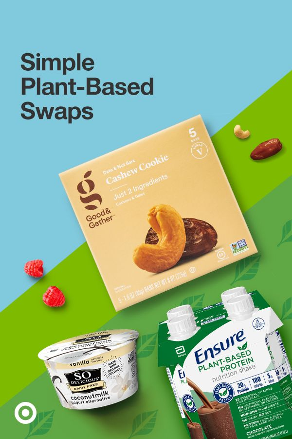 Try All The Delicious Plant Based Options Shop Ensure So Delicious Dairy Free And Good Gather Items At Target In 2020 Vegan Comfort Food Base Foods Food