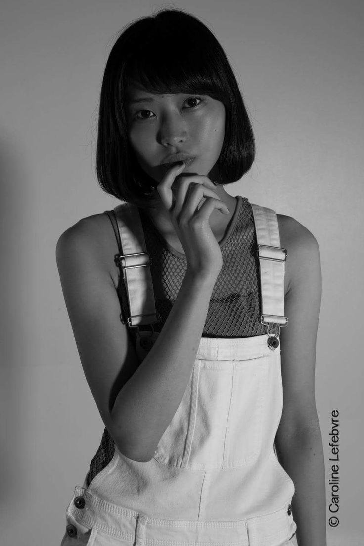 Model: Sae Photography/ styling/ makeup: Caroline Lefebvre