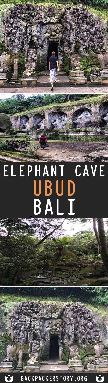 Guide: Elephant Cave, Ubud - Bali
