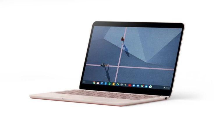 Google announces the Pixelbook Go, a premium, MacBook-style Chrome OS laptop