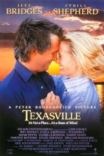 Texasville...funny movie... the book is even better  one of the first I read and laughed out loud throughout