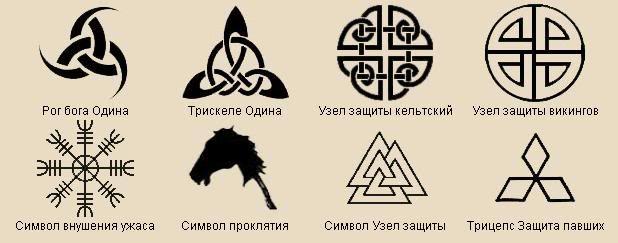 магические символы: 19 тыс изображений найдено в Яндекс.Картинках