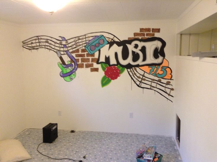 My wall is finally done!!!!